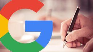Content SEO Google